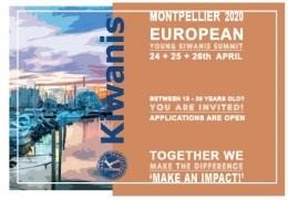 European Young Kiwanis Summit