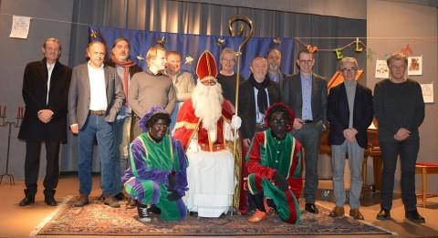 Sinterklaasfeest Iona VZW