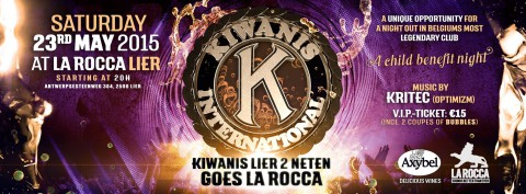 Kiwanis Goes La Rocca