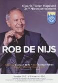 nieuwjaarsconcert met Rob De Nijs
