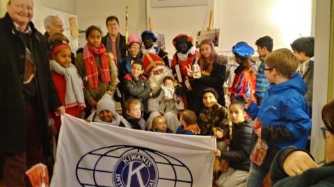 Sinterklaasfeest Jeugd & Plezier